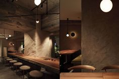 Shubari restaurant by Design Ground 55, Osaka – Japan » Retail Design Blog