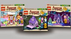 This ADVENTURE TIME LEGO needs to be in my life right now! - Warped Factor - Daily features & news from the world of geek