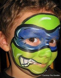 tartarugas-ninjas-fantasia-de-ultima-hora_mais-de-50-ideias-para-pintura-facial-infantil