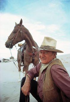 John Wayne Photo: Raymond Depardon