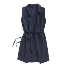 Stitch Fix Summer Styles: Indigo Duster Vest