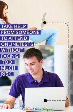 Technology has evolved to such an extent that you can take help from someone to attend #onlinetests without facing too much risk. https://www.onlineclasshelpers.com/blog/use-online-test-taking-services-without-any-hesitations/