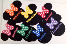 Preschool Kindergarten Classroom Mickey Minnie by MsKarensKrafts