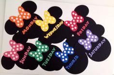 Preschool Kindergarten Classroom Mickey Minnie by MsKarensKrafts