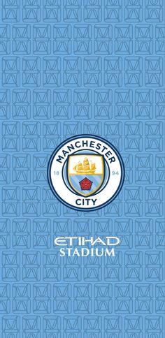 Manchester City Wallpaper, City Logo, Football Kits, Chicago Cubs Logo, Iphone Wallpaper, Soccer, Wallpapers, Football Squads, Football Pictures