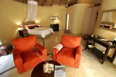Sibuya Game Reserve Bush Lodge offers guests luxury and privacy in a Big5 game reserve. Kenton on Sea, Eastern Cape www.sibuya.com