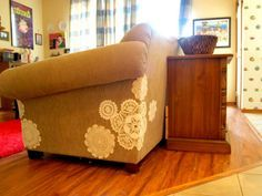 Image result for different ideas to repair a couch