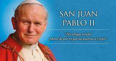 """Este 2 de abril se conmemoran 10 años del fallecimiento de San Juan Pablo II, el Papa polaco que estuvo al frente de la Iglesia Católica por 26 años y 5 meses. Es recordado como el """"Papa peregrino"""", fue un gran defensor de las familias y amado por los jóvenes. https://www.aciprensa.com/noticias/un-dia-como-hoy-hace-10-anos-san-juan-pablo-ii-partio-a-la-casa-del-padre-44841/"""