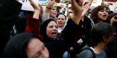 Across Egypt, women are standing up to those who commit human rights abuses.