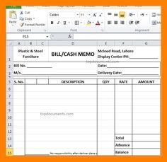 11 cash memo bill format in word example of memo example of memo Invoice Sample, Invoice Format, Invoice Template Word, Memo Format, Letter Format Sample, Memo Examples, Quotation Format, Visual Basic, Bio Data