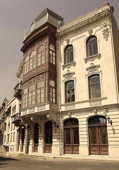 old city.. (icheri sheher)... Baku... Azerbaijan...