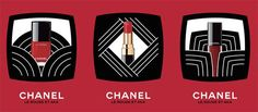 Le Rouge Beauty Collection Chanel