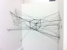 wireframe installation c wamberg