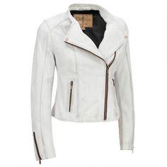 Black Rivet Asymmetrical Lamb Moto Jacket w/ Copper Hardware                 -                              Motorcycle                 -                              Women                                           - Wilsons Leather