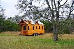 Superb Craftsmanship Defines This 30' Tiny House on Wheels - Tiny House for UsTiny House for Us