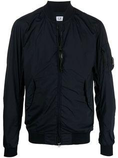 CPCOMPANY   93   10CMOW166A005864G888 Spring Outfits, Bomber Jacket, Women Wear, Company Logo, Spandex, Logos, Coat, Long Sleeve, Pockets