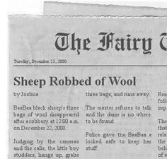 The Fairy Tale News