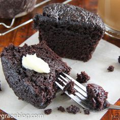 Jumbo (Chocolate for) Breakfast Muffins