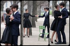Olivia Palermo Johannes Huebl Photos - Model actress Olivia Palermo and her model beau Johannes Huebl took part in a photoshoot in Les Tuileries Gardens in Paris, France on March 2012 - Olivia Palermo and Johannes Huebl Capture Their Romance In The Park Elegant Couple, Stylish Couple, Stylish Girl, Familia Stark, Sunday Outfits, Couple Photography Poses, Wedding Photography, Fashion Couple, Parisian Chic
