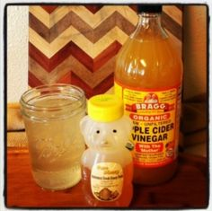 8oz of warm water with 2 tbsp of ACV and 1 tbsp of honey. The sinus infection could vanish within just a few days.