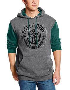 Billabong Men's Anchorage Pull Over Hoodie $39.45