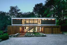 Noyes Transformation | Joeb Moore & Partners Architects, LLC; Photo: David Sundberg/Esto | Archinect