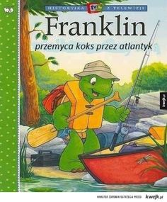 Franklin's Canoe Trip, adapted by Sharon Jennings, Mark Koren, Sean Jeffrey & Jelena Sisic Lucky Luke, Best Memes, Funny Memes, Jokes, Franklin The Turtle, Turtle Book, Franklin Books, Polish Memes, Summer Books