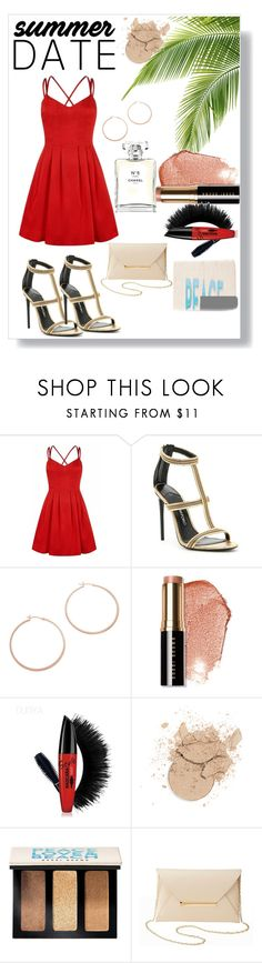 """Untitled #66"" by savageandboujee ❤ liked on Polyvore featuring Tom Ford, Jennifer Zeuner, Bobbi Brown Cosmetics, Charlotte Russe and Chanel"