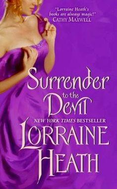 Otro romance màs: Surrender to the devil - Lorraine Heath