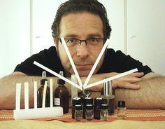 Roberto Dario: The Chemist Perfumer of Esperienze Olfattive ~ Interviews