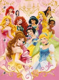 If you were a Disney princess which one would you be?