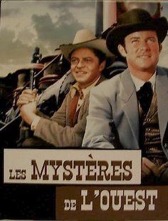 Los misterios del Oeste
