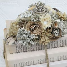 European Papers : Language of Paper Flowers