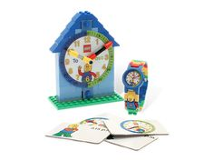 Damit wird das Ablesen der Uhrzeit zum Kinderspiel!