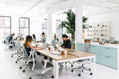 From startups to corporations, Homepolish is transforming the workplace. Browse our commercial interior design portfolio to see how we can turn your office into a second home. Cool Office Space, Office Space Design, Modern Office Design, Office Workspace, Office Interior Design, Office Interiors, Office Designs, Office Spaces, Design Studio Office