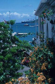 Cartagena, Colombia: Harbor View