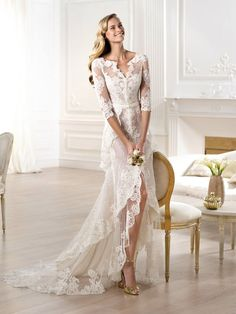 Pronovias 2014 Collection. www.theweddingnotebook.com