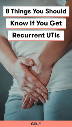 Holistic Remedies Chronic UTIs are no fun. Know the symptoms of serious urinary tract infections and possible remedies and means of prevention. - Three urologists weigh in. Home Remedies For Uti, Natural Remedies For Uti, Uti Remedies, Holistic Remedies, Health Remedies, Urine Infection Remedies, Uti Causes, Get Rid Of Uti, Uti Relief