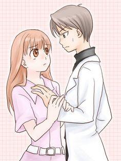 Itazura na Kiss Fan Art: Itazura na Kiss Itazura Na Kiss, Kiss Day, Romance Anime, Japanese Drama, Fruits Basket, Manga, Shoujo, Anime Couples, Sailor Moon