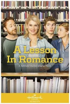 "Its a Wonderful Movie - Your Guide to Family Movies on TV: Hallmark Channel Movie ""A Lesson in Romance"""