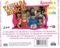CANTADA CD BAIXAR TABUADA