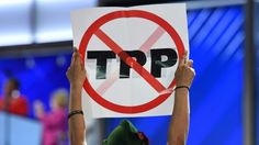 Nations hope to move forward with the Trans-Pacific Partnership trade deal after America withdraws.