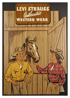 Vintage Western Wear, Vintage Cowgirl, Vintage Soul, Vintage Tags, Vintage Levis, Vintage Men, 70s Inspired Fashion, Clothing Company, American Apparel