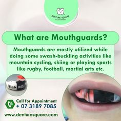 Mouthguards designed to fit in your mouth perfectly. Mouthguards are devised specifically to protect the teeth and gums of athletes from any major injury. Get your customized mouthguard from Denture Square Brisbane. #mouthguards #mouthguard #mma #rugby #boxing #dental #retainers #football #basketball #aligners #bodybuilding #dentagrafix #orthodontics #completedentures #smile #dentalimplants #teethwhitening #brisbane #australia #sydney #smiletransformation #denturesquare #denturesquarebrisbane Dental Technician, Dental Group, Brisbane Australia, Mouth Guard, Dental Implants, Orthodontics, Teeth Whitening, Rugby, Athletes