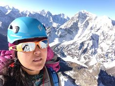 via National Geographic Why This Sherpa Woman Is the New Face of #Adventure  #travel #Nepal
