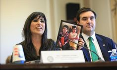 Testifying Before Congress Urging Action for American Pastor Saeed Abedini
