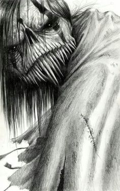 To celebrate this year's Halloween, we decided to offer our dear readers a deliciously frightening dose of horror art. Monster Sketch, Monster Drawing, Monster Art, Creepy Drawings, Dark Art Drawings, Animal Drawings, Desenhos Halloween, Horror Artwork, Arte Obscura