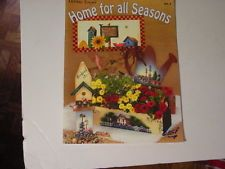 Home for all Seasons by Debbie Toews (c) 1997 Tole Painting Projects Patterns