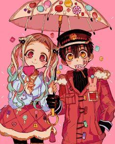 Reading the Manga Dressing Boy Hanako-kun 13 – 63 Victim of the Death God – the latest translations. Anime Chibi, Kawaii Anime, Couple Anime Manga, Anime Love, Anime Girls, Art Manga, Anime Art, Manga Boy, Japon Illustration
