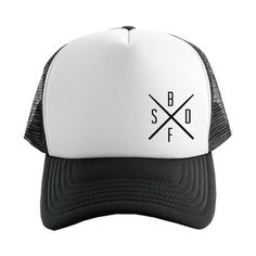 BFSD Trucker Hat - Black Logo